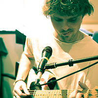 Turrentine Jones recording their first single at Toast Recordings, Manchester, 2011-10-01