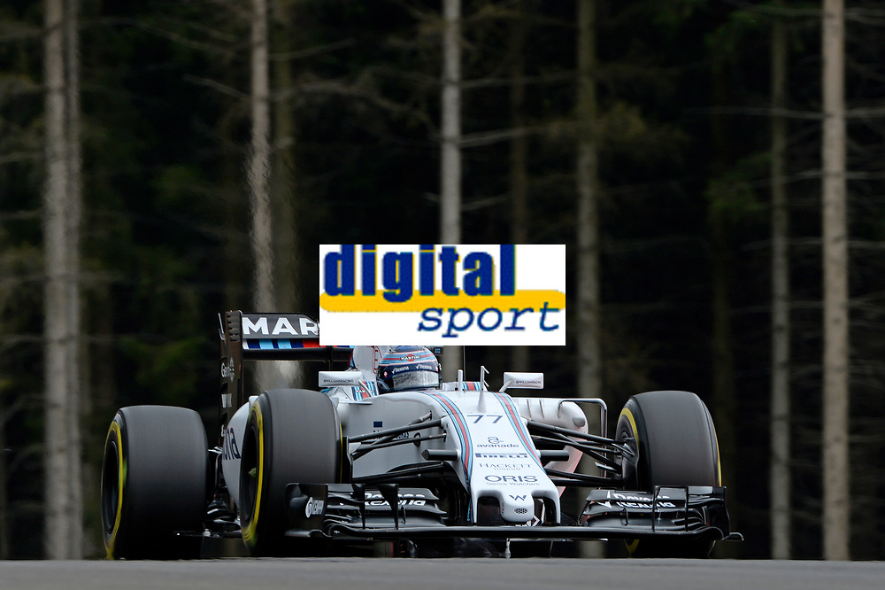 BOTTAS valtteri (fin) williams f1 mercedes fw37 action during the 2015 Formula One World Championship, Grand Prix of Austria from june 18 to 22nd 2015,  in Spielberg, Austria. Photo Eric Vargiolu / DPPI