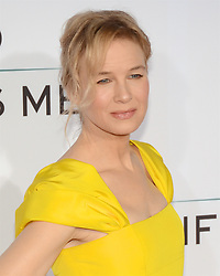 October 12, 2017 - Los Angeles, California, USA - RENEE ZELLWEGER appears on the Red Carpet for the 'Same Kind Of Different As Me' Los Angeles Premiere at the Westwood Village Theatre. (Credit Image: © Billy Bennight via ZUMA Wire)