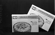 22-23/06/1965<br /> 06/22-23/1965<br /> 22-23 June 1965<br /> Winning packages for the Irish Packaging Institute. Erin Foods meals.