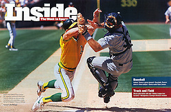 Eric Byrnes, Sports Illustrated, 2002