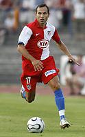 Fotball<br /> Spania<br /> Foto: imago/Digitalsport<br /> NORWAY ONLY<br /> <br /> 26.07.2006<br /> <br /> Martin Petrov (Atletico Madrid)