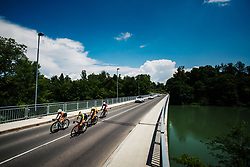 3rd Stage of 26th Tour of Slovenia 2019 cycling race between Zalec and Idrija (169,8 km), on June 21, 2019 in Slovenia. Photo by Peter Podobnik / Sportida