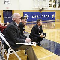 Men's Basketball: Carleton College Knights vs. Augsburg University Auggies