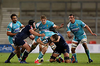 Rugby Union - 2020 / 2021 Gallagher Premiership - Sale Sharks vs Worcester Warriors - AJ Bell Stadium<br /> <br /> Ted Hill of Worcester Warriors<br /> <br /> COLORSPORT/PAUL GREENWOOD