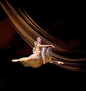 2/13/08 Boston Ballet's Kimberly Uphoff  during the Dress Rehearsal of Romeo and Juliet.