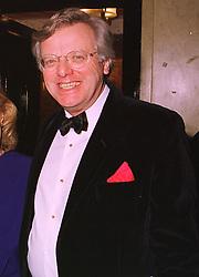 MR MICHAEL GRADE the leading TV figure, at a dinner in London on 5th November 1998.MLR 30 MORO