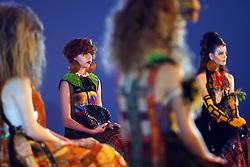 """Show """"Brazilian Emotion"""", apresentado pela Intercoiffure Brasil durante o 20 Congresso Mundial da Intercoiffure - ICD Rio 2008, que acontece de 18 a 20 de maio, no hotel Intercontinental, no Rio de Janeiro . FOTO: Jefferson Bernardes / Preview.com"""