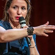 NLD/Amsterdam/20190630 - Paneldiscussie The Good Terrorist, Fatima Ezzarhouni