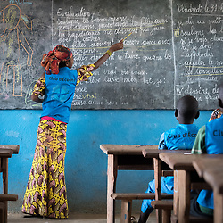 Cameroon - Education, CAR refugees