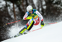 HOLDENER Wendy of Switzerland competes during the 7th Ladies'  tSlalom at 55th Golden Fox - Maribor of Audi FIS Ski World Cup 2018/19, on February 2, 2019 in Pohorje, Maribor, Slovenia. Photo by Matic Ritonja / Sportida