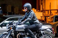 Bradley Cooper shoots ad - 23 Sep 2017