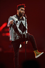 The Weeknd In Concert - 25 Oct 2017