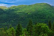 Laurentian Mountains<br /> , Parc national des Laurentides, Quebec, Canada