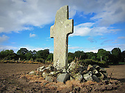 Carrowmore Cross East, Gleneely, Donegal,c.10th century a.d,