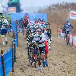 12-12-2020: Wielrennen: Veldrijden Scheldecross: Antwerpen<br />Ceylin del Carmen Alvarado