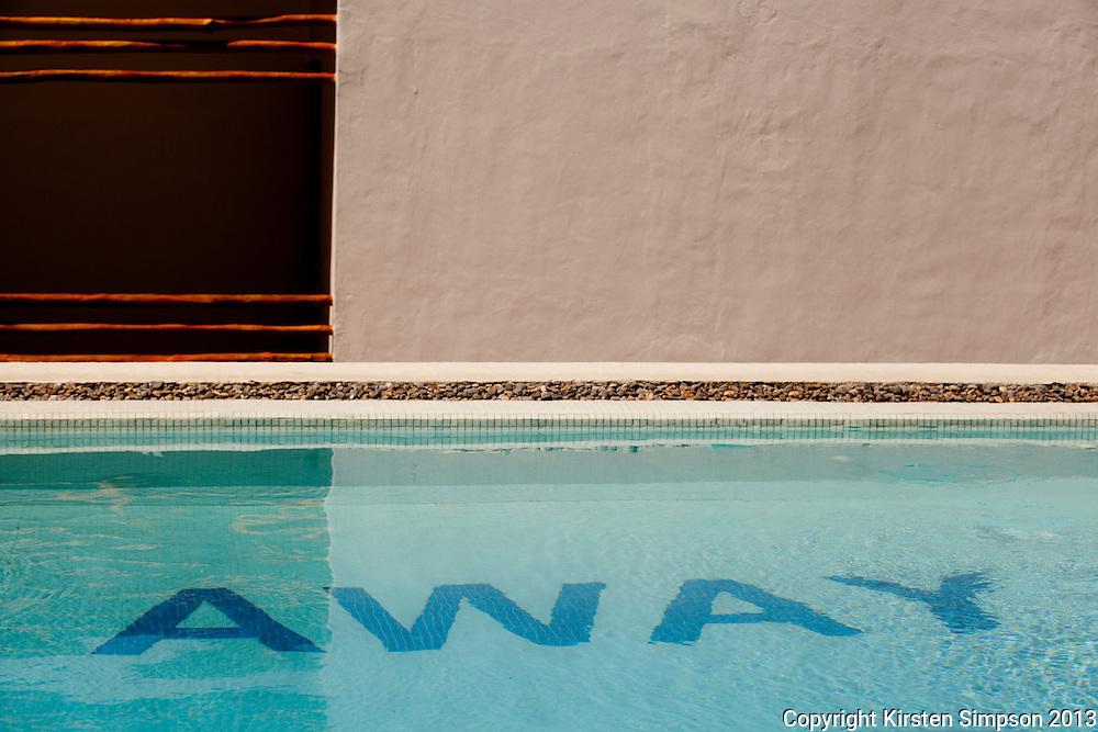 The fabulous Deseo Hotel in Playa del Carmen
