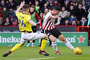 Sheffield United v Blackburn Rovers 291218