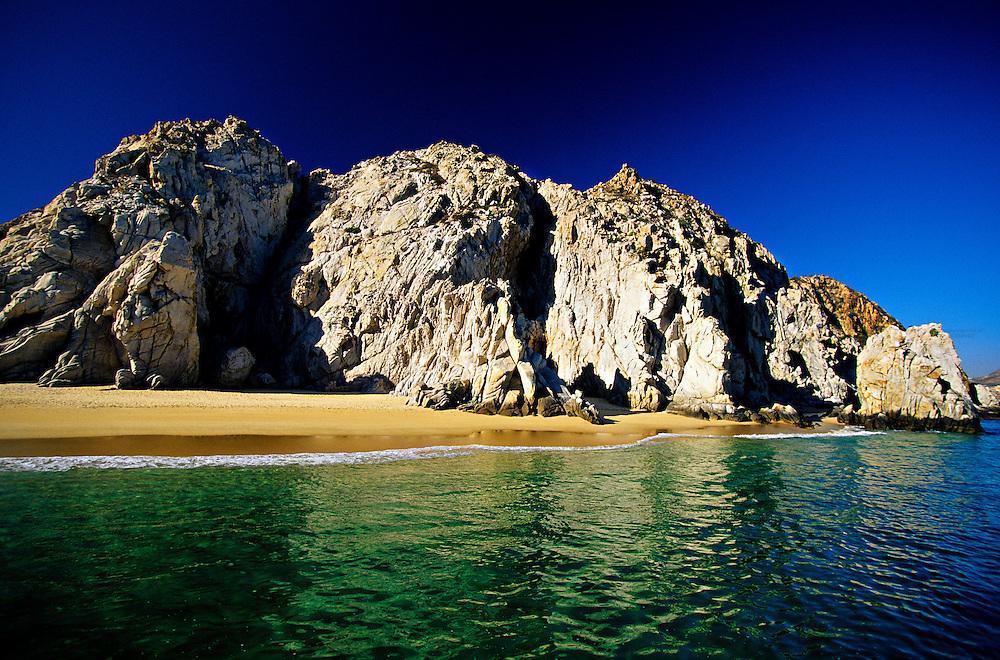 Lover's Beach, Bahia San Lucas, Cabo San Lucas, Los Cabos, Baja California, Mexico