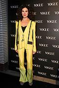 1-jarig bestaan van de Nederlandse uitgave van Vogue bij Vogue Factory in Amsterdam.<br /> <br /> Op de foto:  Anna Drijver
