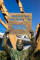National Salute to Bob Hope and the Military, Port of San Diego, San Diego, California USA.