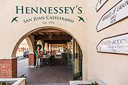 Hennessey's Tavern in Downtown San Juan Capistrano