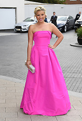 Natalie Rushdie arriving at the WellChild Awards, The Royal Lancaster Hotel, London