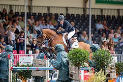 AGUIRRE Mariel Victoria (MEX), CATWALK 22<br /> Münster - Turnier der Sieger 2019<br /> Preis des EINRICHTUNGSHAUS OSTERMANN, WITTEN<br /> CSI4* - Int. Jumping competition  (1.45 m) - <br /> 1. Qualifikation Mittlere Tour<br /> Medium Tour<br /> 02. August 2019<br /> © www.sportfotos-lafrentz.de/Stefan Lafrentz