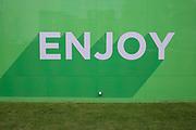 Enjoy hoarding in London, England, United Kingdom.