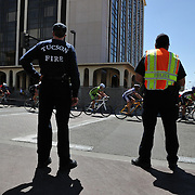 Tucson Police and Fire Departments at 2011 Old Pueblo Grand Prix, Tucson, Arizona