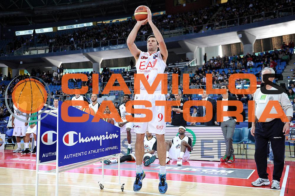 DESCRIZIONE : Pesaro Edison All Star Game 2012<br /> GIOCATORE : Antonis Fotsis<br /> CATEGORIA : gara tiro da tre tiro<br /> SQUADRA : All Star Team<br /> EVENTO : All Star Game 2012<br /> GARA : Italia All Star Team<br /> DATA : 11/03/2012 <br /> SPORT : Pallacanestro<br /> AUTORE : Agenzia Ciamillo-Castoria/C.De Massis<br /> Galleria : FIP Nazionali 2012<br /> Fotonotizia : Pesaro Edison All Star Game 2012<br /> Predefinita :