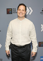 """Paul A. Martino at DTLA Film Festival """"INSIDE GAME"""" Los Angeles Premiere held at Regal LA Live on October 24, 2019 in Los Angeles, California, United States (Photo by © Michael Tran/VipEventPhotography.com"""