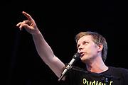 Comedian Ernst van der Pasch // Cabaretier Ernst van der Pasch.