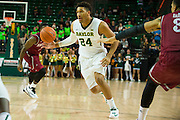 WACO, TX - DECEMBER 17: Ishmail Wainright #24 of the Baylor Bears drives to the basket against the New Mexico State Aggies on December 17, 2014 at the Ferrell Center in Waco, Texas.  (Photo by Cooper Neill/Getty Images) *** Local Caption *** Ishmail Wainright