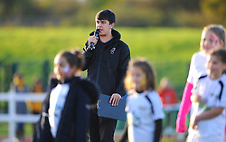 Dan White of Bristol City Women - Mandatory by-line: Nizaam Jones/JMP - 27/10/2019 - FOOTBALL - Stoke Gifford Stadium - Bristol, England - Bristol City Women v Tottenham Hotspur Women - Barclays FA Women's Super League