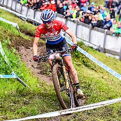 20-05-2018: Wielrennen: WC MTB: Albstadt<br />Anne Tauber (Ned) CST Sandd American Eagle MTB Racing Team