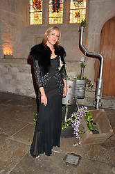 AZZI GLASSER at Save the Children's spectacular, black tie Winter Gala, a festive fundraising event held at London's Guildhall. Guests were transported into the magical world of the much-celebrated British novelist, Roald Dahl, in celebration of his centenary, for a marvellous evening of fine dining and gloriumtious entertainment to raise money to help transform children's lives across the world and here in the UK.