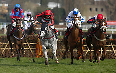 Sandown Park: Matchbook Imperial Cup Day - 11 March 2017