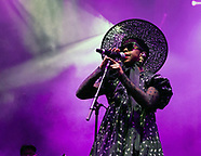 Lauryn Hill/Nocturne live Blenheim