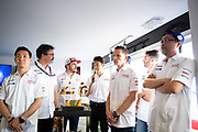 June 10-16, 2019: 24 hours of Le Mans. 8 Kazuki Nakajima,  Toyota Gazoo Racing, TOYOTA TS050 - HYBRID , 8 Fernando Alonso, Toyota Gazoo Racing, TOYOTA TS050 - HYBRID