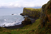 Images from Dunluce Castle that is situated between Portrush and Portballintrae.