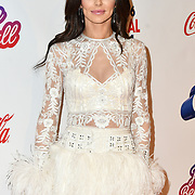 Cheryl arrives at Capital's Jingle Bell Ball with Coca-Cola at London's O2 Arena on 9th December 2018, London, UK.