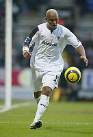 Photo: Aidan Ellis.<br /> Bolton Wanderers v Arsenal. The Barclays Premiership.<br /> 03/12/2005.<br /> Bolton's El Hadji Diouf