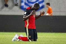 Belgium v Greece - 3 Sep 2017