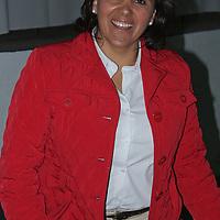 Zinacantepec, México.- Olga Hernández, candidata a la presidencia municipal de Zinacantepec por el PRI  sostuvo una reunión con medios de comunicación en donde planteo su proyecto de trabajo para este municipio. Agencia MVT / Arturo Hernández