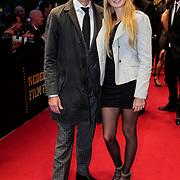 NLD/Utrecht/20121005- Gala van de Nederlandse Film 2012, Peter Delpeut en dochter