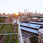 Brooklyn Navy Yard photo shoot
