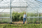Julie Dawson is an organic plant breeder at the University of Wisconsin, Madison.