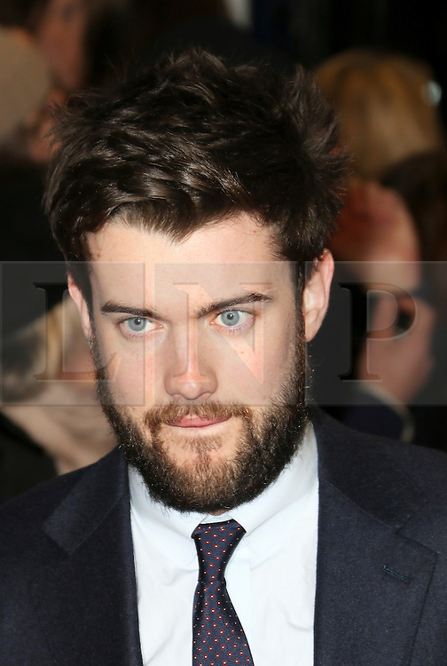 © Licensed to London News Pictures. Jack Whitehall attends The Class of 92  World Film Premiere at The Odeon West End, Leicester Square, London on 01 December 2013. Photo credit: Richard Goldschmidt/LNP