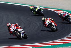 14.08.2016, Red Bull Ring, Spielberg, AUT, MotoGP, NeroGiardini Grand Prix von Oesterreich, Rennen, im Bild Andrea Dovizioso (ITA/ Ducati Team) vor Andrea Iannone (ITA/ Ducati Team), Jorge Lorenzo (ESP/ Movistar Yamaha MotoGP) und Valentino Rossi (ITA/ Movistar Yamaha MotoGP) // Andrea Dovizioso (ITA/ Ducati Team) in front of Andrea Iannone (ITA/ Ducati Team), Jorge Lorenzo (ESP/ Movistar Yamaha MotoGP) and Valentino Rossi (ITA/ Movistar Yamaha MotoGP) during the race of the Austrian MotoGP Grand Prix at the Red Bull Ring in Spielberg, Austria on 2016/08/14, EXPA Pictures © 2016, PhotoCredit: EXPA/ Erwin Scheriau